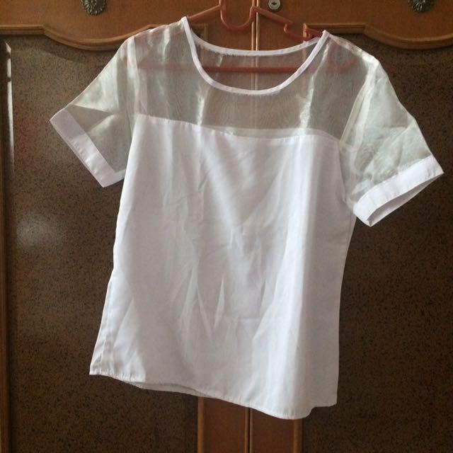 White Top Size M