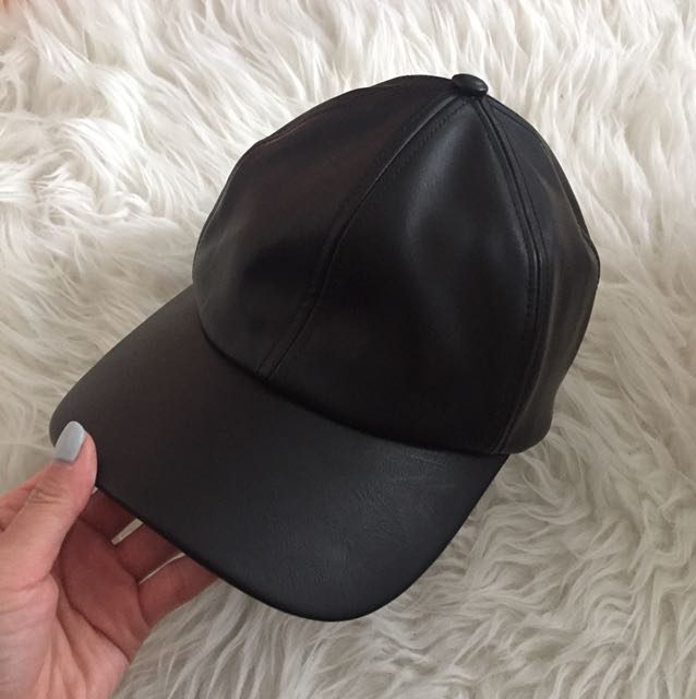 Wilfred Free Leather Hat