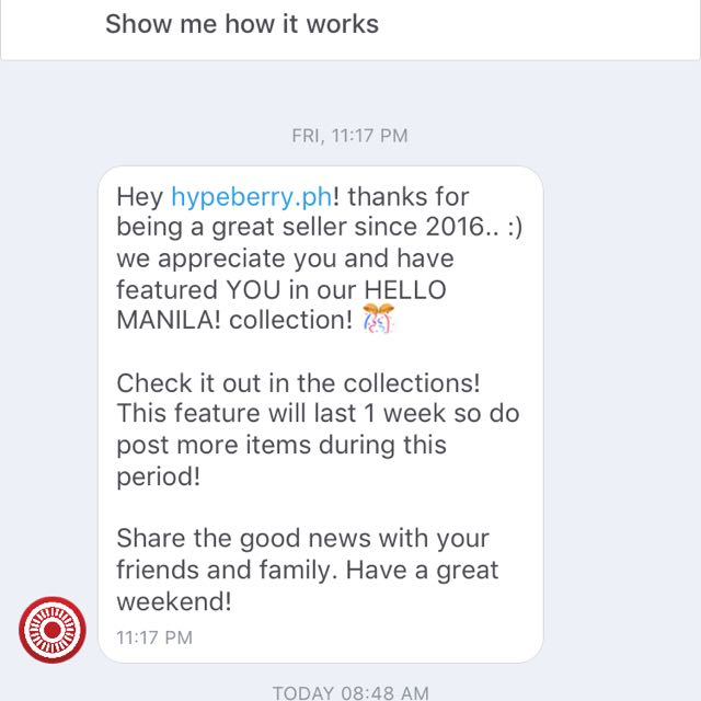 Yay! Thank You Carousell! 😍💞🙊