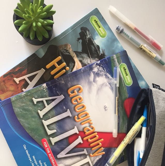 year 7 💫 history & geography alive pack