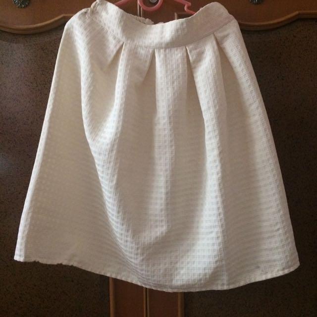 Yellow Skirt Size M-L