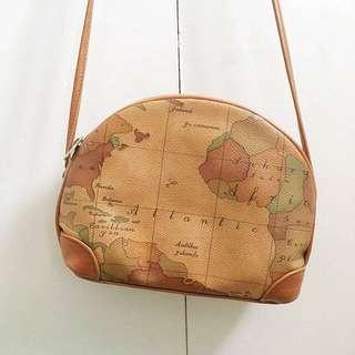 Vintage Gitano Crossbody Bag