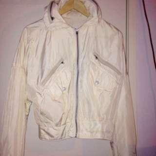Old school diesel cream jacket