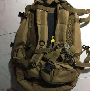 60L hiking bag