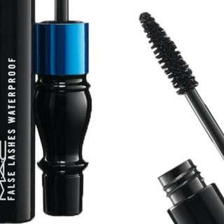 Mac false lashes waterproof