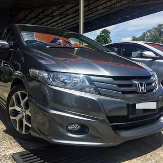 Honda city 1.5 full spec 2010
