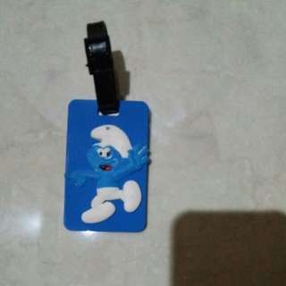 ID CARD HOLDER SMURF (disc50%)