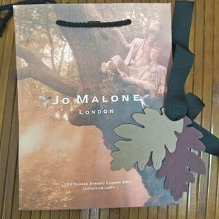 🚚 Jo Malone Aok 限量小紙袋