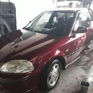 Honda civic vti 97 model