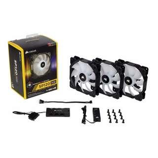 Corsair SP 120 RGB LED Fans / HD 120 RGB LED Fans