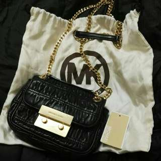 Authentic Michael Kors Mini Shoulder Flap
