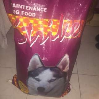 20kl strike dog food