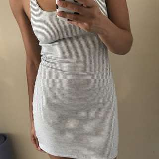 Zara bodycon dress, size S