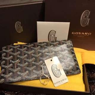 Goyard Continental Wallet (Almost Brand New)