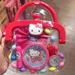 日本連線預購Kitty飾品玩具手提包