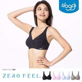 日本黛安芬 sloggi ZERO FEEL零感自在無內衣胸罩款