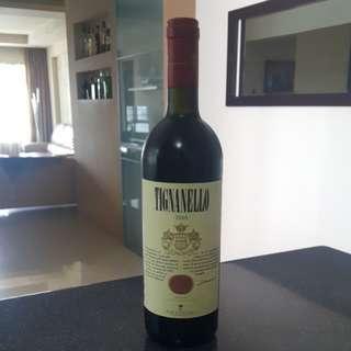 Wine Offer Tignanello 2000