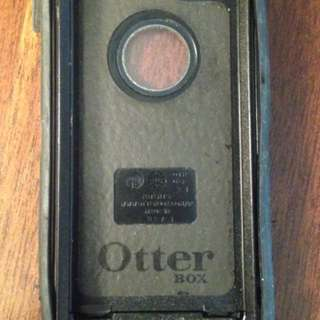 iPhone 5c 5s Otterbox Commuter