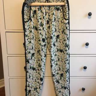 French connection floral pant