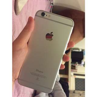 iPhone 6  4.7 銀 16g