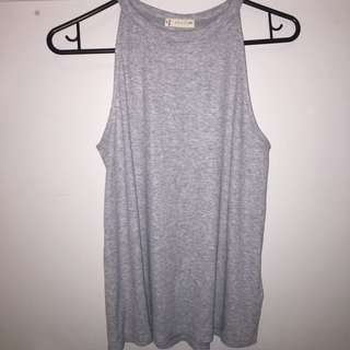 Grey 'Rusty' top