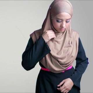 Tudung People Safiyyah XL Shawl