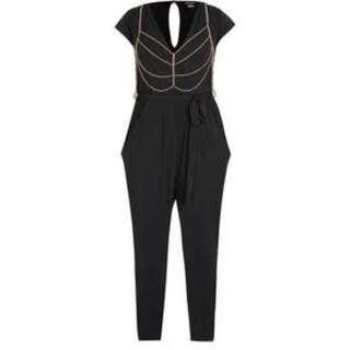 Black jumpsuit for sale