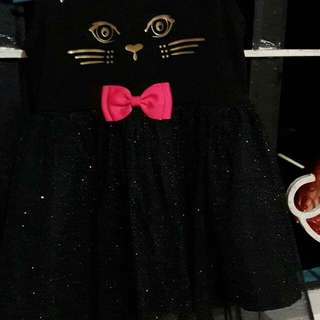Black cat complete accessories