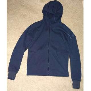 Adidas Z.N.E. Hoody Jacket Navy Blue