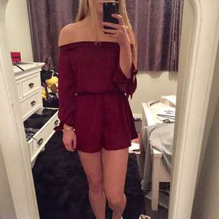Perfect Stranger Playsuit