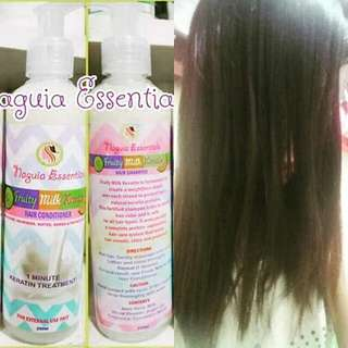 Fruity Milk Keratin By Naguia Essentials