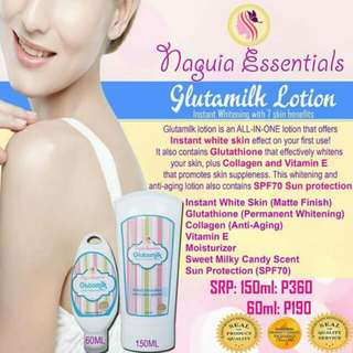 Glutamilk Lotion by Naguia Essentials
