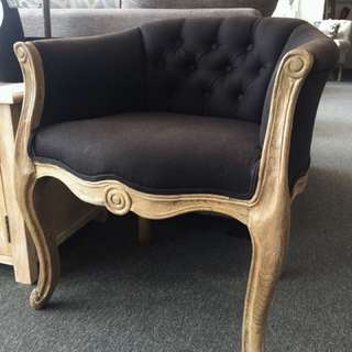 Oak Occasional Chair RRP$599