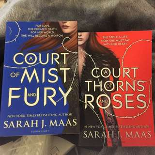 Sarah J.Mass Book Series