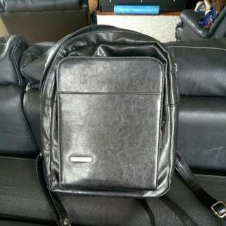 Daniel Ray leather back pack