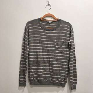 Uniqlo Wool Long Sleeves Top