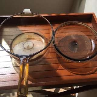 美國康寧 Visions晶彩透明鍋單柄-2.5L 康寧鍋