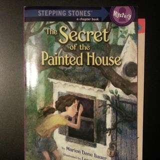 New Stepping Stones. The Secret of the Painted Houses
