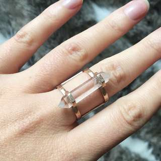 Krystle Knight Rose Gold Ring