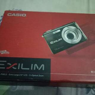Casio Exilim EX-Z70 Silver