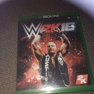 🚚 WWE 2k16