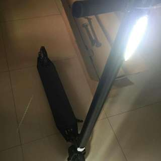 Electronic scooter (rechargeable