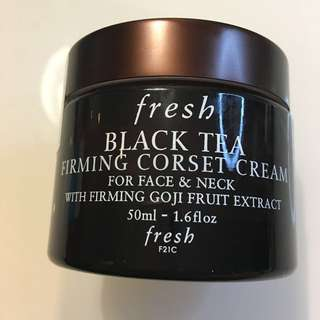 Brand New fresh Black Tea Firming Corset Cream