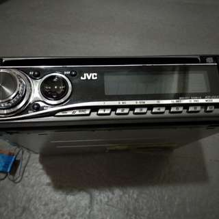 JVC car player