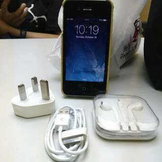 iPhone 4 (16 GB) 350.00 Works Good Lowest Price.