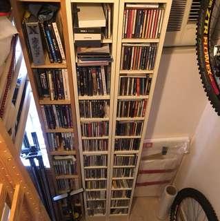 Ikea CD架