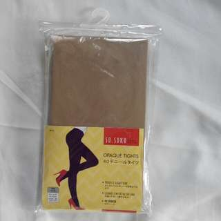 Su.Soku Covered Tights 40D