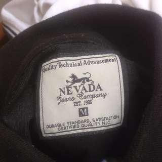 Kaos Polo Nevada Original // Black - White - Grey