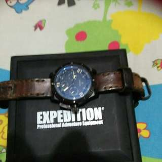 Jam tangan merk expedition