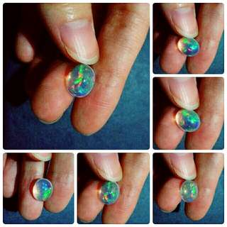 3.265ct 澳寶裸石 (可代鑲) Ethiopian Opal